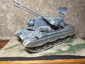 ゲパルト・西ドイツ対空戦車