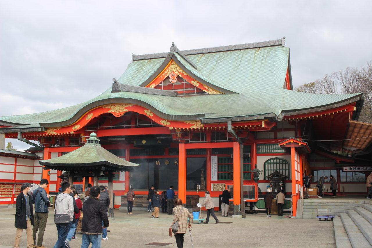 成田山 名古屋別院 大聖寺