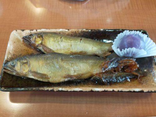 鮎料理やな川 鮎の甘露煮